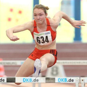 Celina Leffler stürmt zum DM-Titel