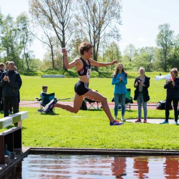 Maya Rehberg beendet Bahnsaison mit Sieg