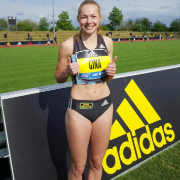 Gina Lückenkemper: Olympia-Norm bei Saison-Debüt