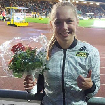 Luzern: Gina Lückenkemper mit Sieg zur DM in Kassel