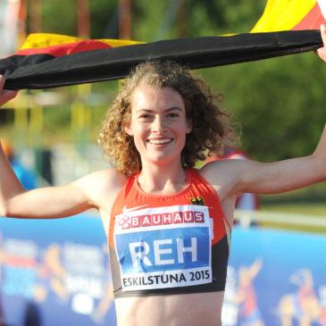 U20-WM: Alina Reh nach Verletzung wieder fit