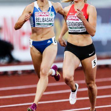 """Gina Lückenkemper vor Rio: """"Mein Ziel ist eine neue Bestzeit"""""""