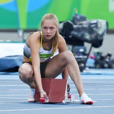 Olympia: Gina Lückenkemper überzeugt im Halbfinale