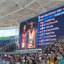 Rio: Maya Rehberg scheidet im Olympia-Vorlauf aus