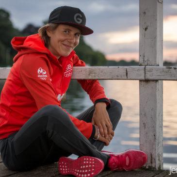 Maya Rehberg läuft Saisonbestzeit beim Comeback