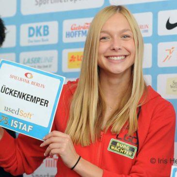 """""""Leichtathleten des Jahres"""": Gina Lückenkemper und Alina Reh nominiert"""