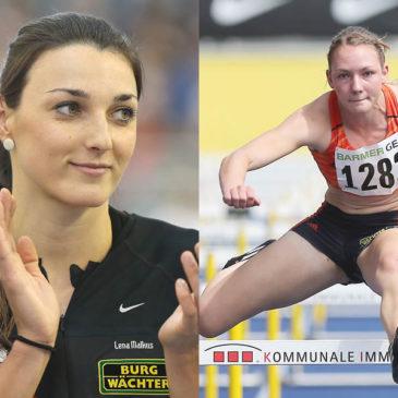 Lena Malkus und Celina Leffler erst im Sommer wieder in Aktion