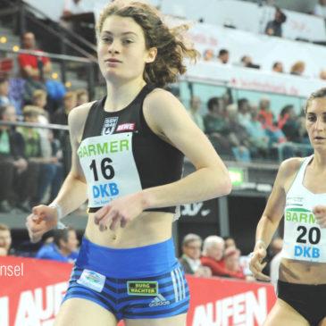 Alina Rehs Gold-Triple: DM-Titel, EM-Norm, Bestzeit