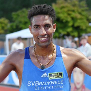 Amanal Petros krönt 5000-Meter-Bestzeit mit EM-Norm