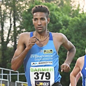 10.000-Meter-DM: Amanal Petros rennt zu Titel und EM-Norm