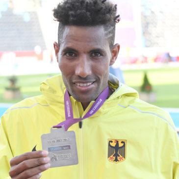U23-EM: Wimpernschlag fehlt Amanal Petros zu Bronze