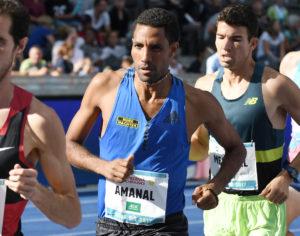 Amanal Petros startet in Berlin bei der EM über 10.000 Meter