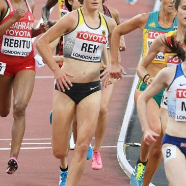 Alina Reh glänzt im WM-Vorlauf mit Bestzeit