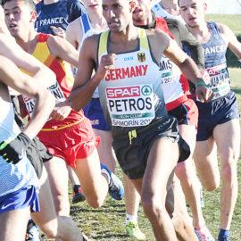 Amanal Petros bei der Cross-EM unter Wert geschlagen