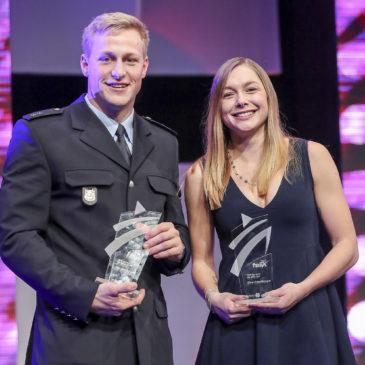 """""""Felix""""-Award: Gina Lückenkemper zur NRW-Sportlerin des Jahres gewählt"""
