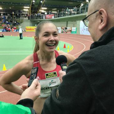 7,11 Sekunden! Gina Lückenkemper startet mit Bestzeit ins EM-Jahr