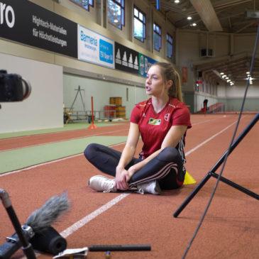 Gina Lückenkemper startet in die EM-Saison