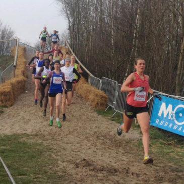 Maya Rehberg läuft in Hannut auf Platz vier
