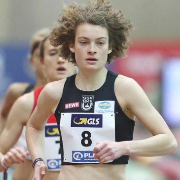 Alina Reh rennt als Solistin zur WM-Norm