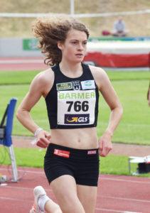 Langstreckenläuferin Alina Reh (SSV Ulm 1846)