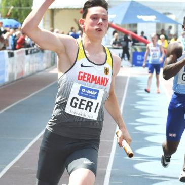 Luis Brandner: Mit Meetingrekord zur U20-WM