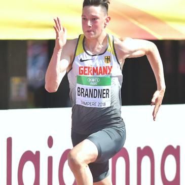 Luis Brandner: Start verpennt, U20-WM-Halbfinale gebucht