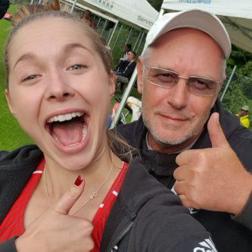 11,07 sec in Lausanne: Gina Lückenkemper sprintet Top-Zeit