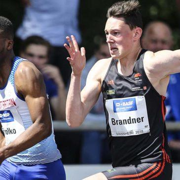 "Trackteam-Trio beweist ""Fast arms, fast legs"" in Wetzlar"