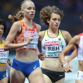 Alina Reh auf ihrem Weg zu EM-Platz vier in Berlin (Foto: Beautiful Sports)