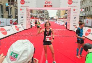 Alina Reh - Halbmarathon Köln - Deutscher U23-Rekord
