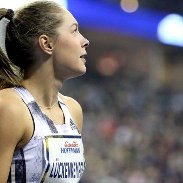 Gina Lückenkemper Achte beim Diamond League-Finale