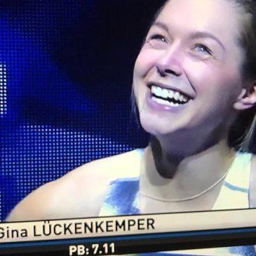 ISTAF Indoor: Gina Lückenkemper Dritte, Luis Brandner lernt