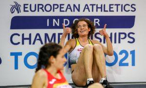 Alina Reh nach Platz vier bei der Hallen-EM in Glasgow