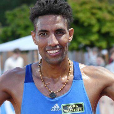 Amanal Petros überzeugt beim Berliner Halbmarathon mit neuer Bestzeit