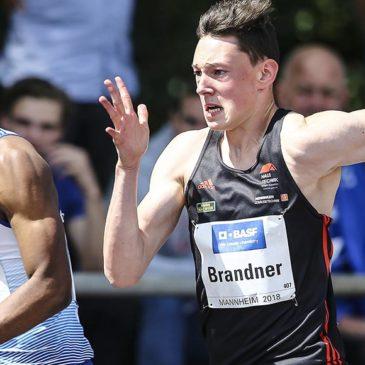 10,41 Sekunden: Luis Brandner so schnell wie nie