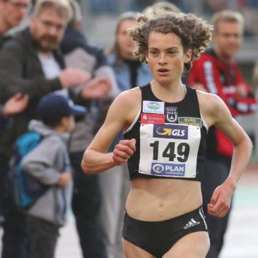 Alina Reh klare Titel-Favoritin bei DM in Braunschweig