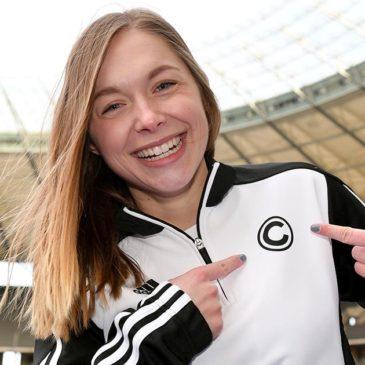 Gina Lückenkemper startet mit 11,36 Sekunden in die WM-Saison