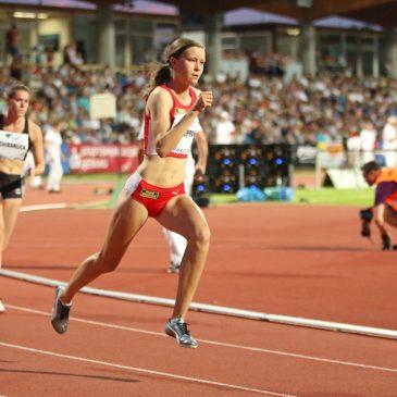 Windiges 400-m-Debüt: 54,84 sec für Marie Scheppan in Dresden
