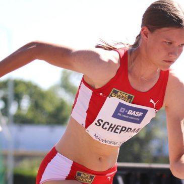 Marie Scheppan läuft zur U20-EM nach Boras