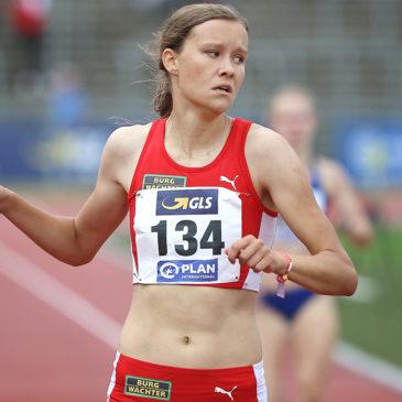 DM: Marie Scheppan von Knieverletzung ausgebremst