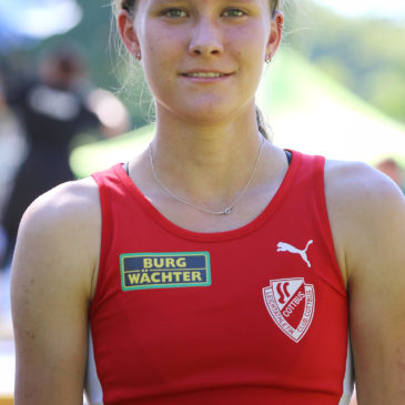U20-EM: Marie Scheppans Ziel in Boras heißt Finale