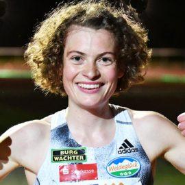 Zum Abschluss der U23-Europameisterschaften am Sonntag in Gävle (Schweden) hat sich Alina Reh (SSV Ulm 1846) die erhoffte zweite Medaille gesichert.