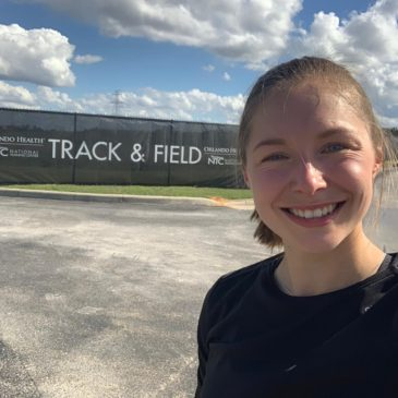 Gina Lückenkemper schließt sich Trainingsgruppe in Florida an