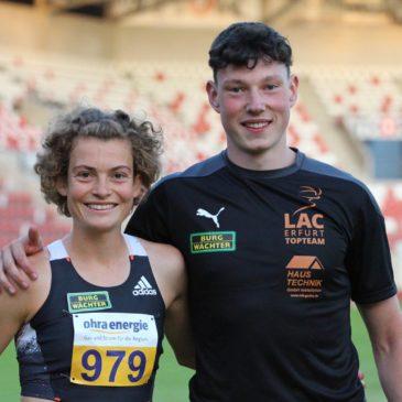 DM-Vorschau: Trackteam-Quartett jagt in Braunschweig Medaillen und Bestleistungen