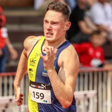 Dortmund: Luis Brandner verletzt sich bei Bestzeit-Sprint