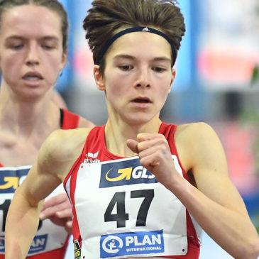 35:24 Minuten: Blanka Dörfel läuft Brandenburger U20-Rekord