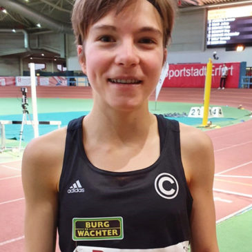 Halbmarathon: Blanka Dörfel rennt deutschen U20-Rekord
