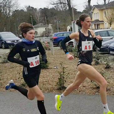 33:00 Minuten: Blanka Dörfel pulverisiert ihre 10-Kilometer-Bestzeit